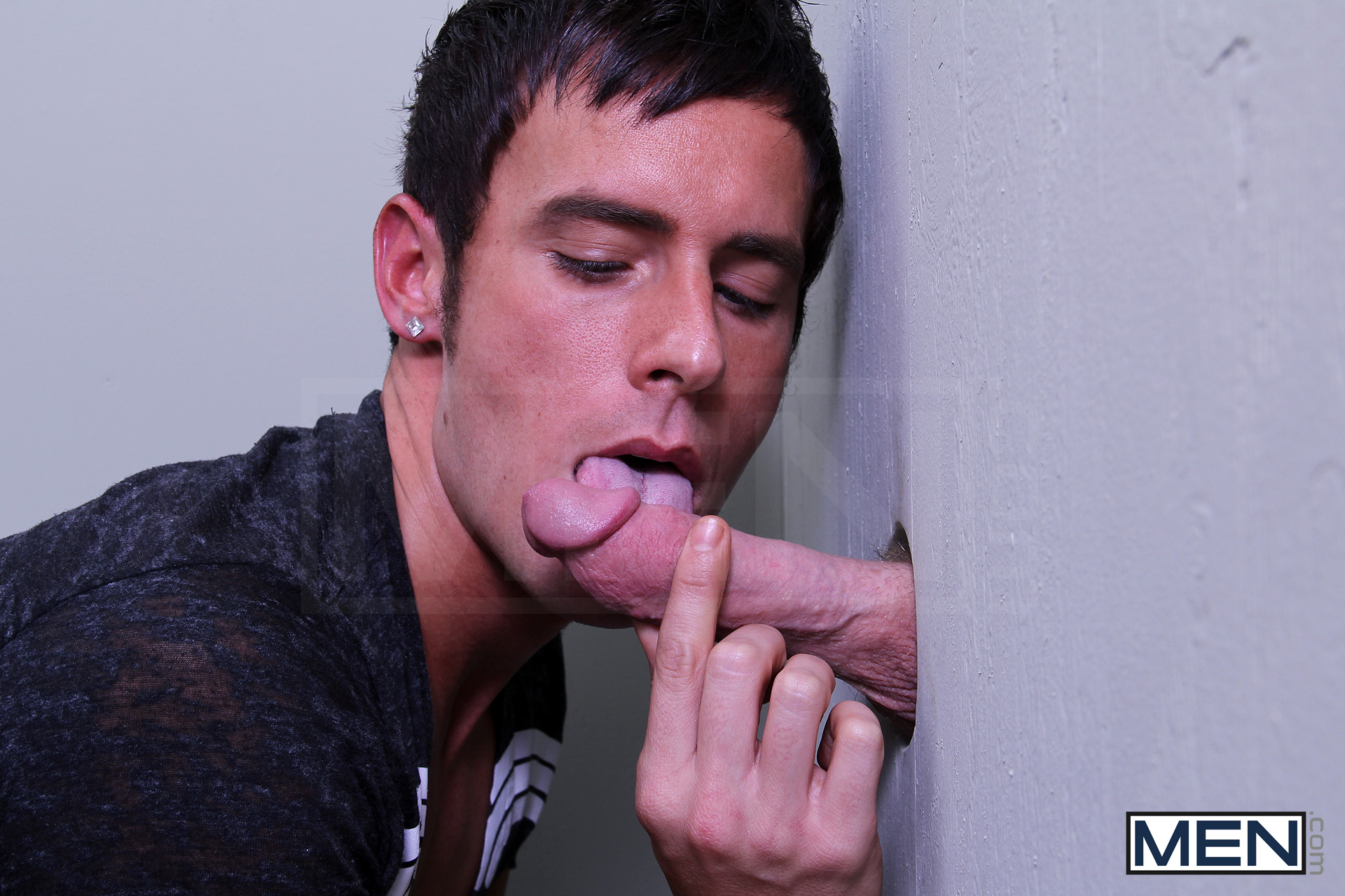 Gay Black Cock Gloryhole in gloryhole naked men sites — men getting their dick sucked or ass